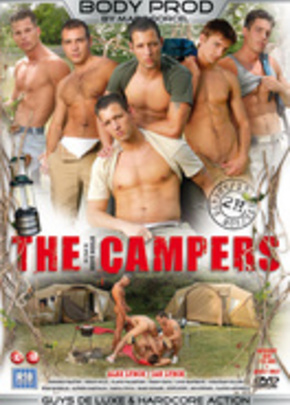 Cover of The campers