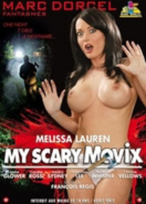 Cover of My scary moviX