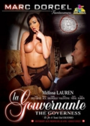 Cover of The governess