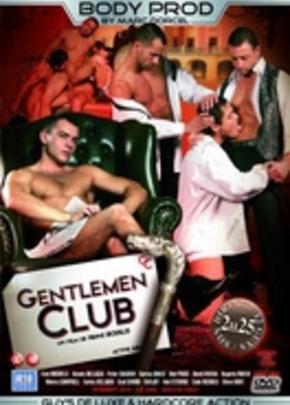 Cover of Gentlemen club