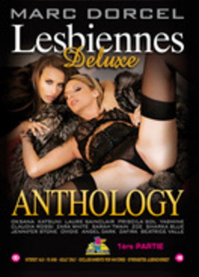 Cover of Lesbiennes Deluxe Anthology - Part 1
