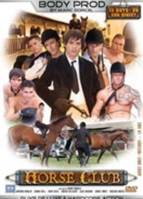 Cover of Horse Club