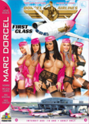 Jaquette de Dorcel Airlines 3 : First Class