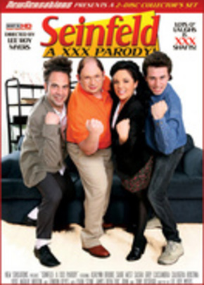 Cover of Seinfeld a XXX Parody