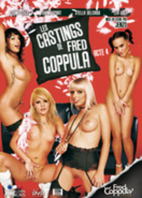 Cover of Les castings de Fred Coppula acte 4
