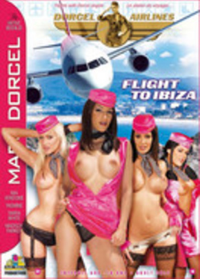 Jaquette de Dorcel Airlines 4 : Flight to Ibiza