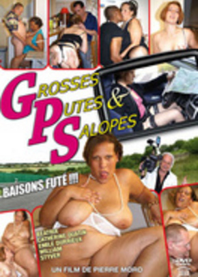 Cover of GPS : Grosses, Putes & Salopes