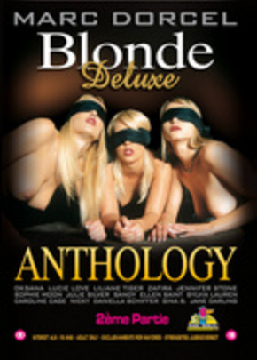 Jaquette de Blonde Deluxe Anthology - 2ème Partie