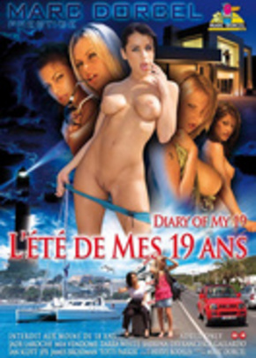 Cover of Diary of my 19