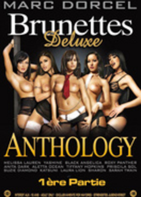 Cover of Brunettes Deluxe Anthology - Part 1