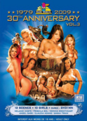 Jaquette de 30 Ans Deluxe Anthology Vol.3