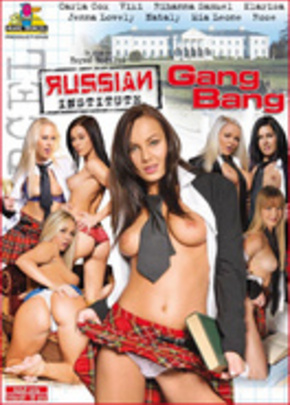 Jaquette de Russian Institute - Gang Bang