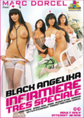 Cover of Black Angelika special nurse