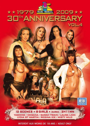 Jaquette 30 Ans Deluxe Anthology Vol.4