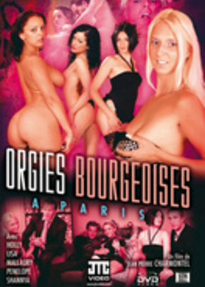 Cover of Orgies bourgeoises à  Paris