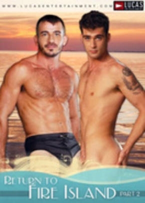 Jaquette de Return to Fire Island 2