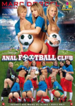 Cover of Anal Soccer Girls