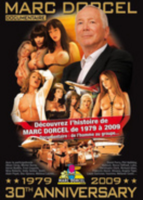 Cover of Marc Dorcel, la success story