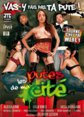 Cover of Les putes de ma cité