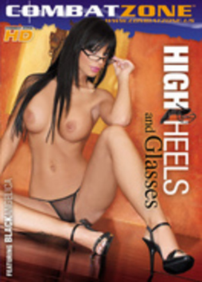 Jaquette de High heels and glasses