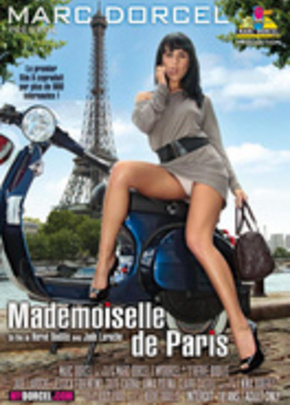 Cover of Mademoiselle de Paris
