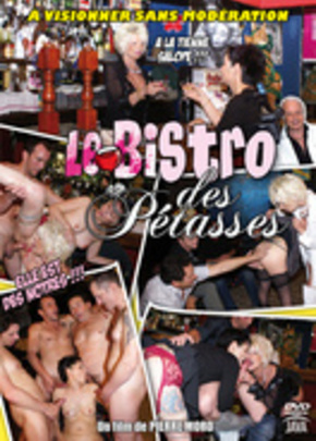 Cover of Le bistro des pétasses