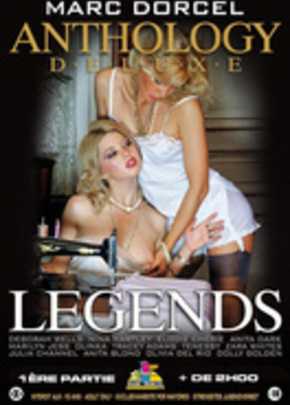 Cover of Legends Deluxe Anthology - Part 1