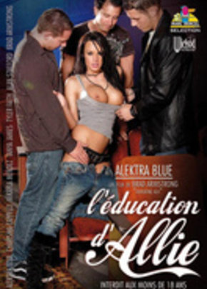 Jaquette de L'éducation d'Allie