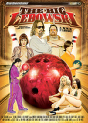 Cover of The Big Lebowski a XXX Parody