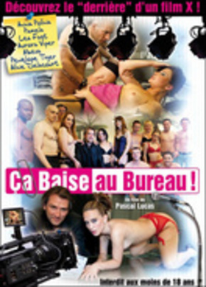 Cover of Ca baise au bureau