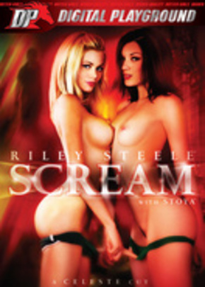 Jaquette de Riley Steele Scream