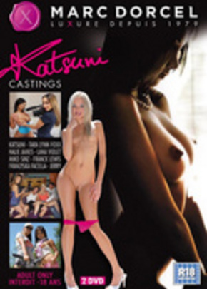 Cover of Les Castings de Katsuni
