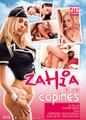 Cover of Zahia et ses copines