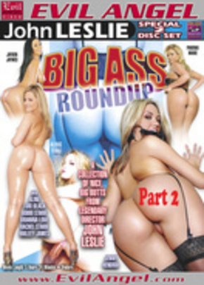 Jaquette de Big Ass Round Up - part 2