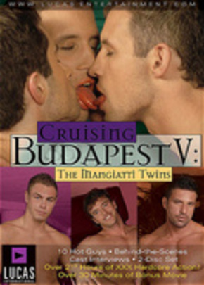 Jaquette de Cruising Budapest #5: The Mangiatti Twins