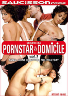 Cover of Pornstar à  domicile