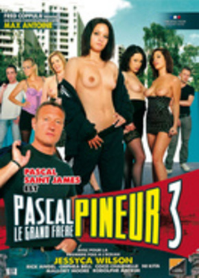 Cover of Pascal, le grand frère pineur 3