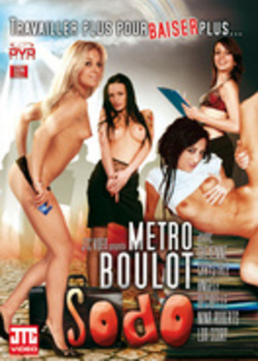 Cover of Métro, Boulot, Sodo