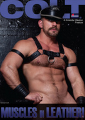 Jaquette de Muscles & Leather