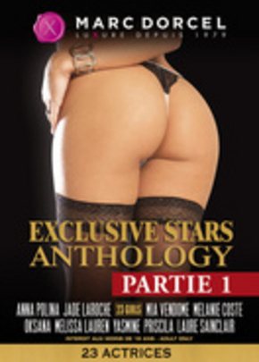 Jaquette de Exclusive Stars Anthology - 1ère partie