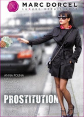Jaquette de Prostitution
