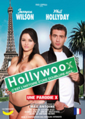 Cover of HollywooX, a xxx parody