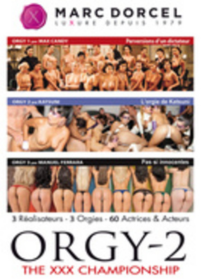 Cover of ORGY 2 The XXX Championship