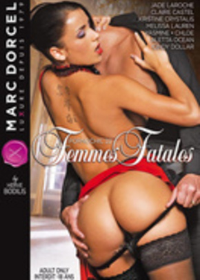 Cover of Pornochic 22 - Femmes Fatales