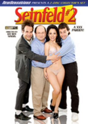 Cover of Seinfeld 2,  a XXX Parody