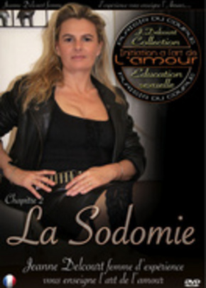 Cover of Initiation à  l'art de l'amour par Jeanne Delcourt : La Sodomie