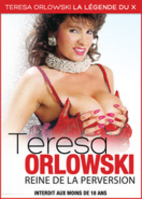Cover of Teresa Orlowski : Foxy Lady #10