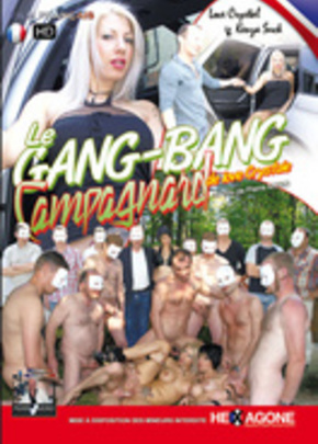 Cover of Le gang bang campagnard de Love Crystale