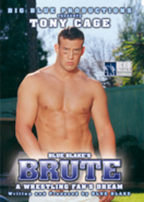 Jaquette de Brute, a wrestling fan's dream