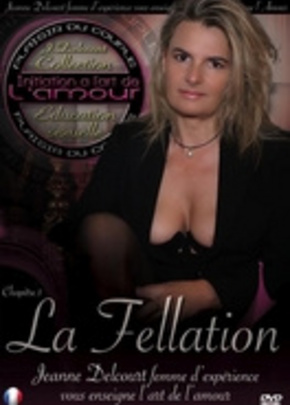 Cover of Initiation à  l'art de l'amour par Jeanne Delcourt : La Fellation